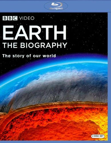 Earth: The Biography [2 Discs] [Blu-ray] 8879822