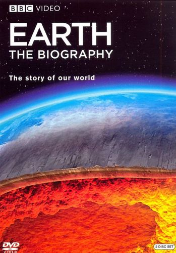 Earth: The Biography [2 Discs] [DVD] 8880026
