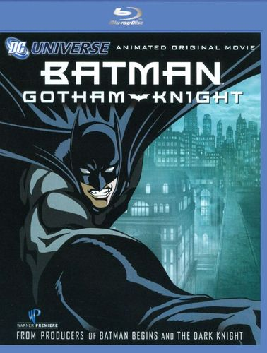 Batman: Gotham Knight [Blu-ray] [2008] 8880053