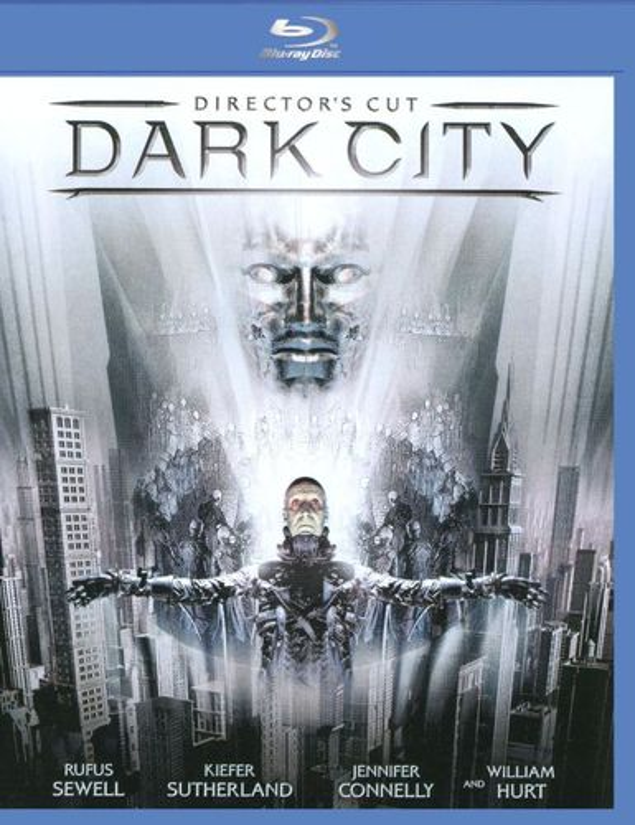 Dark City [Blu-ray] [1998] 8880115