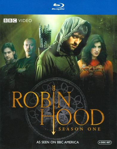 Robin Hood: Season One [4 Discs] [Blu-ray] 8880133