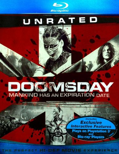 Doomsday [Blu-ray] [2008] 8880491