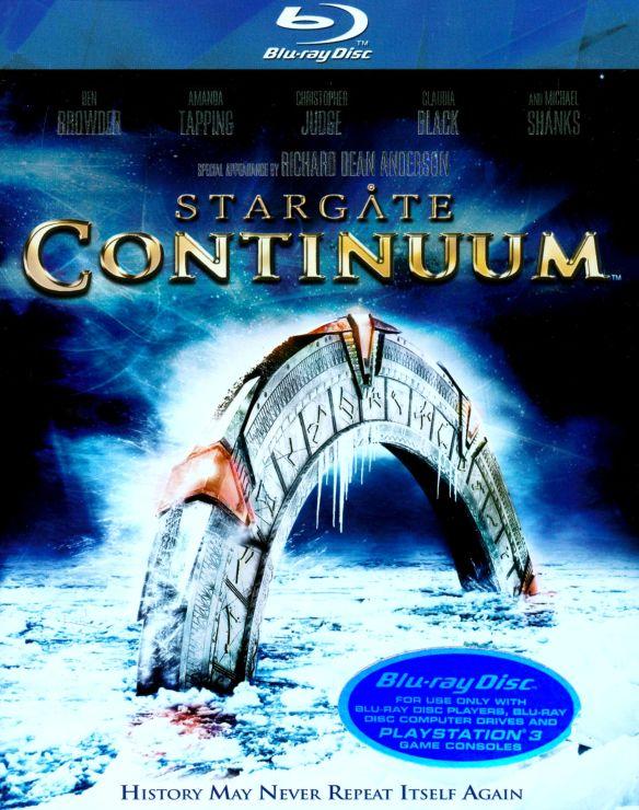 Stargate: Continuum [Blu-ray] [2008] 8884512