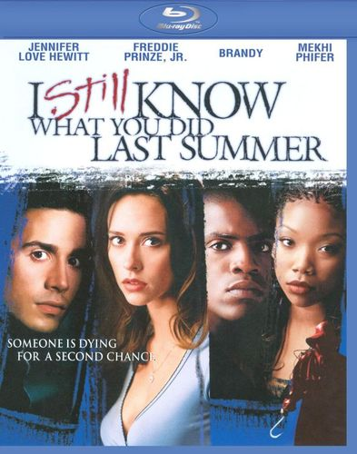 I Still Know What You Did Last Summer [Blu-ray] [1998] 8884638