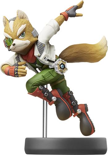 Nintendo - amiibo Figure (Fox) 8885027