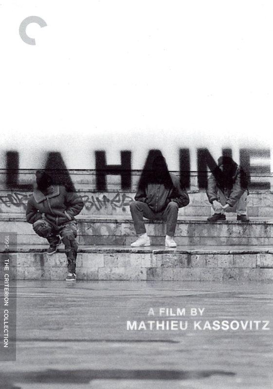 La Haine [Criterion Collection] [DVD] [1995] 8892102