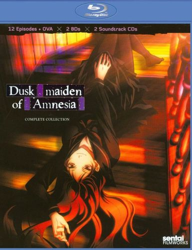 Dusk Maiden of Amnesia: Complete Collection [4 Discs] [Blu-ray] 8892233