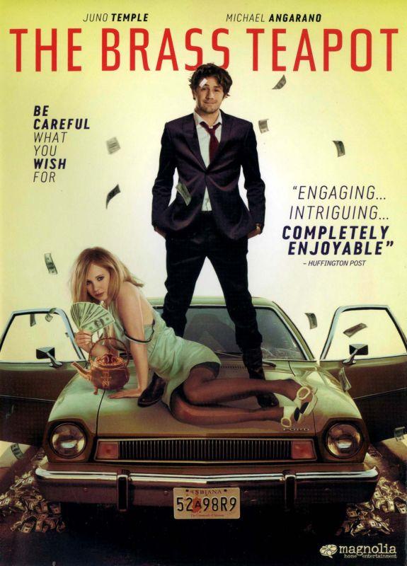 The Brass Teapot [DVD] [2012] 8892279