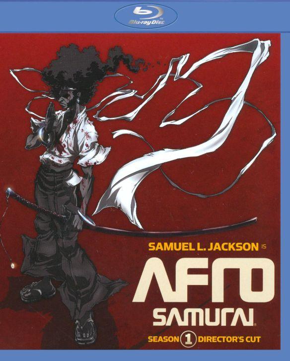 Afro Samurai: Director's Cut [Blu-ray] 8892353