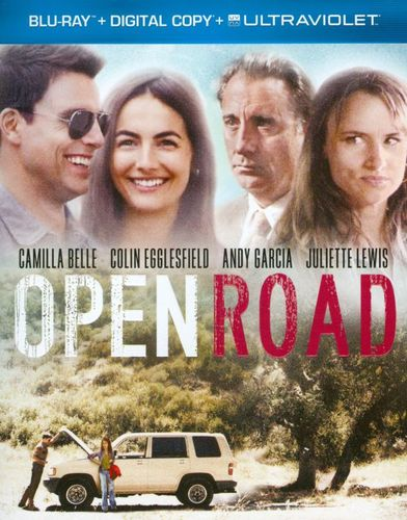 Open Road [Includes Digital Copy] [UltraViolet] [Blu-ray] [2012] 8896745