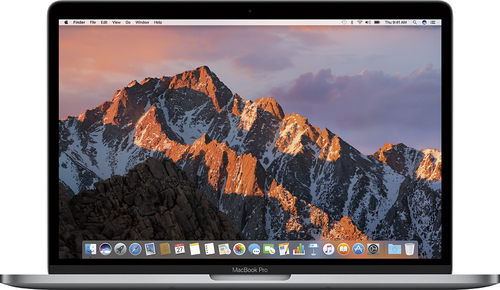 "Apple - MacBook Pro® with Touch Bar - 13"" Display - Intel Core i5 - 8 GB Memory - 512GB Flash Storage - Space Gray"