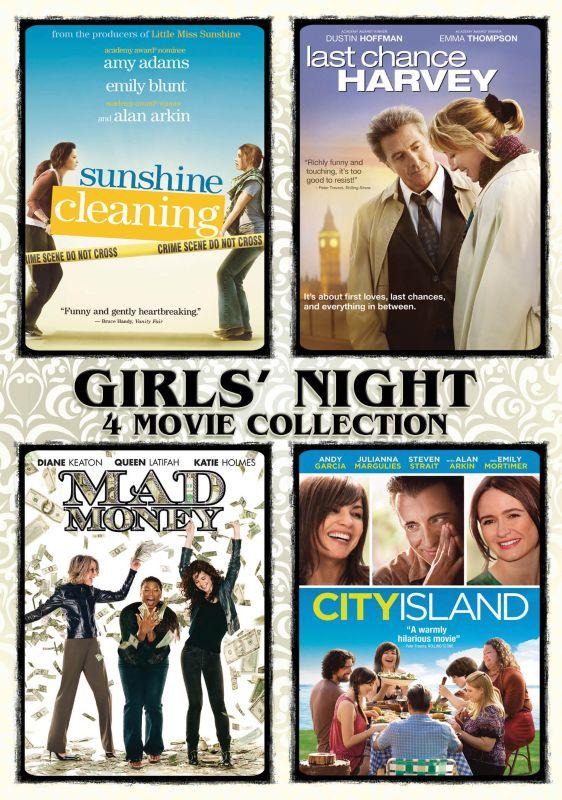 Girls' Night 4 Movie Collection [4 Discs] [DVD] 8898042