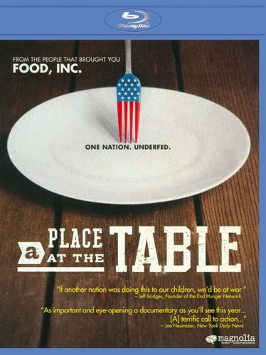 A Place at the Table [Blu-ray] [2011] 8898103