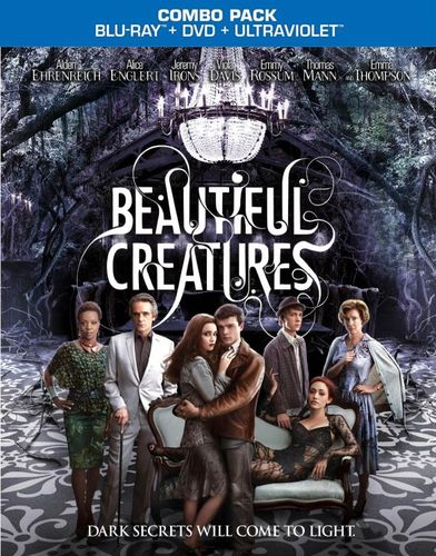 Beautiful Creatures [2 Discs] [Includes Digital Copy] [UltraViolet] [Blu-ray/DVD] [2013] 8902407
