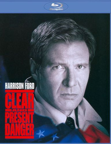 Clear and Present Danger [Blu-ray] [1994] 8905438