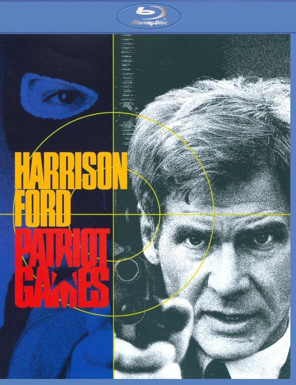 Patriot Games [Blu-ray] [1992] 8905456