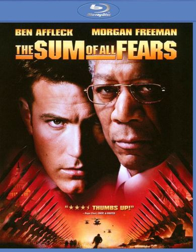 The Sum of All Fears [Blu-ray] [2002] 8905571