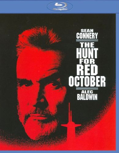 The Hunt for Red October [Blu-ray] [1990] 8905884