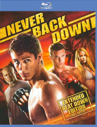 Never Back Down [Blu-ray] [2008] 8906473