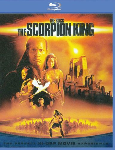 The Scorpion King [Blu-ray] [2002] 8906507