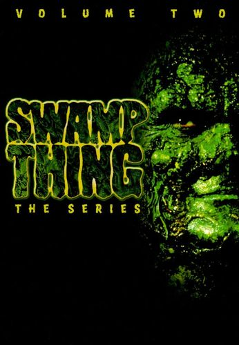 Swamp Thing: The Series, Vol. 2 [4 Discs] [DVD] 8909899