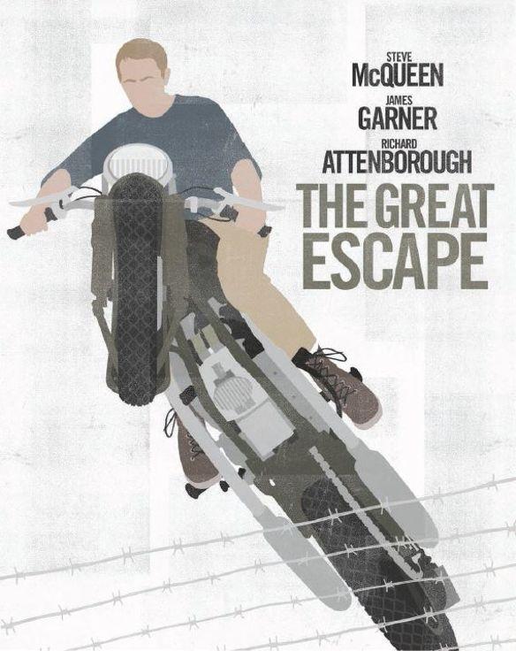 The Great Escape [Blu-ray] [1963] 8912292