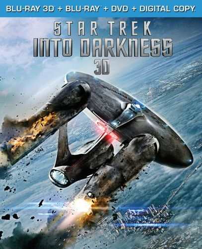 Star Trek Into Darkness 3D [3 Discs] [Includes Digital Copy] [3D] [Blu-ray/DVD] [Blu-ray/Blu-ray 3D/DVD] [2013] 8912326
