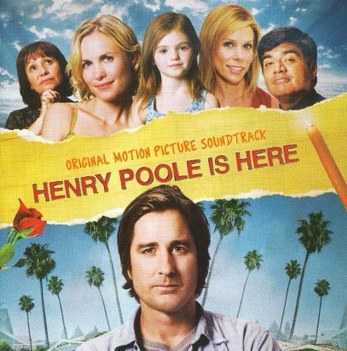 Henry Poole Is Here [Soundtrack] [CD] 8914874