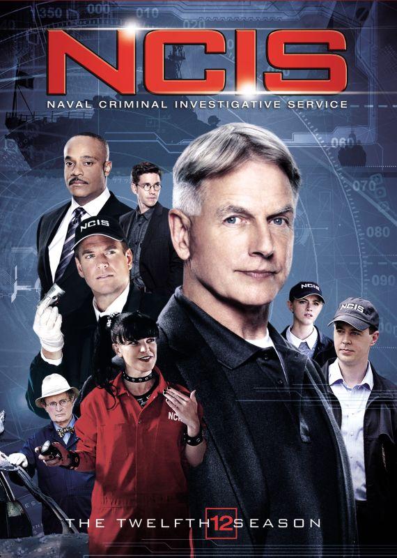 NCIS: The Twelfth Season [6 Discs] [DVD] 8915021