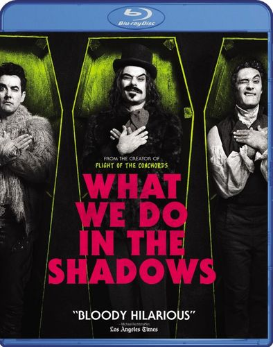 What We Do in the Shadows [Blu-ray] [2014] 8915085