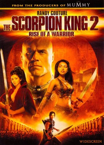 The Scorpion King 2: Rise of a Warrior [WS] [DVD] [2008] 8915766
