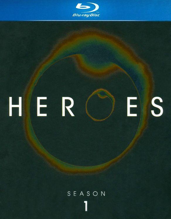 Heroes: Season 1 [5 Discs] [Blu-ray] 8915819