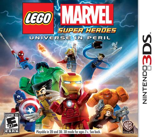 LEGO Marvel Super Heroes: Universe in Peril - Nintendo 3DS 8917057
