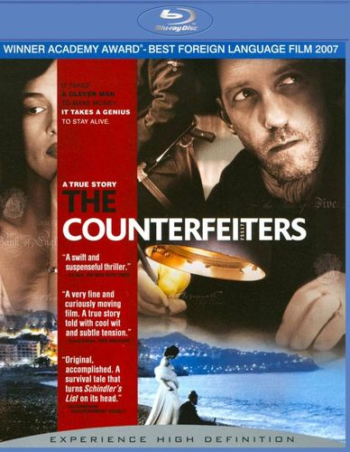 The Counterfeiters [Blu-ray] [2007] 8920616