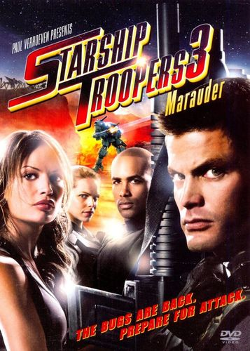 Starship Troopers 3: Marauder [DVD] [2008] 8920689