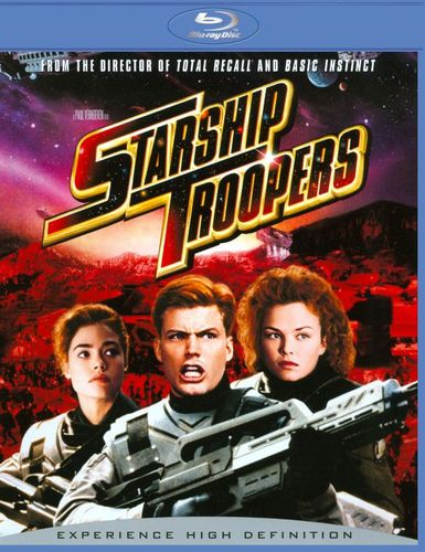Starship Troopers [Blu-ray] [1997] 8920705