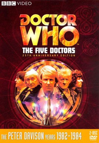 Doctor Who: The Five Doctors [25th Anniversary Edition] [2 Discs] [DVD] 8921303