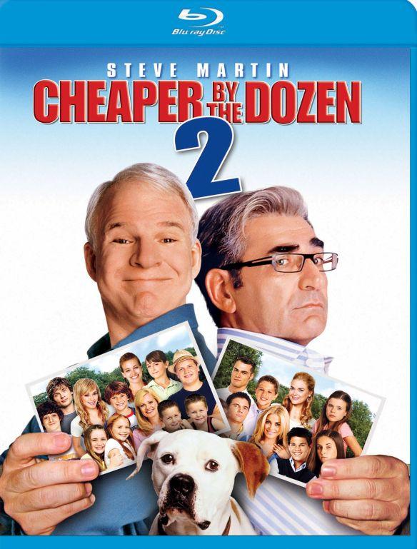 Cheaper by the Dozen 2 [Blu-ray] [2005] 8925171