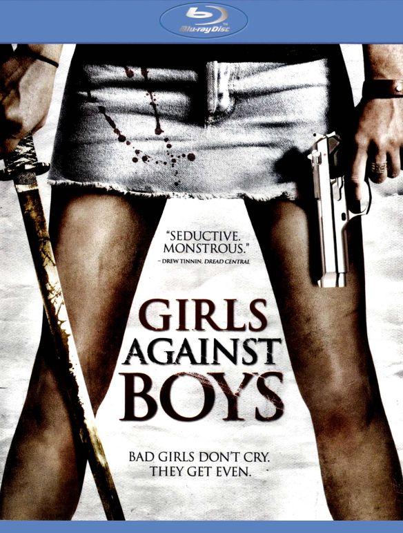 Girls Against Boys [Blu-ray] [2012] 8925199