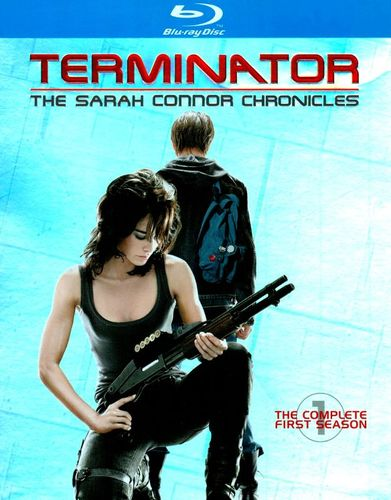 Terminator: The Sarah Connor Chronicles - The Complete First Season [Blu-ray] 8927067