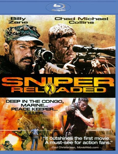 Sniper: Reloaded [Blu-ray] [2011] 8927415