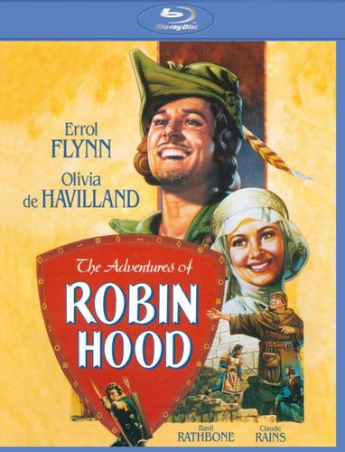 The Adventures of Robin Hood [Blu-ray] [1938] 8929289
