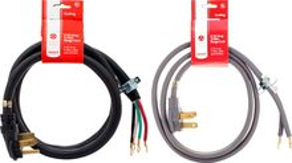 Smart Choice - 6' Range Cord