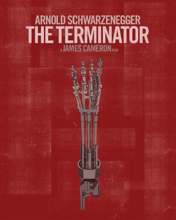 The Terminator [Blu-ray] [1984] 8932357