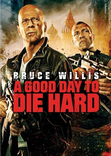 A Good Day to Die Hard [DVD] [2013] 8932966