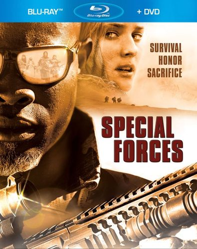 Special Forces [2 Discs] [Blu-ray/DVD] [2011] 8935099