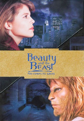 Beauty and the Beast: The Complete Series [16 Discs] [Special Packaging] [DVD]