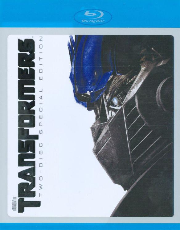 Transformers [Blu-ray] [2007] 8936896