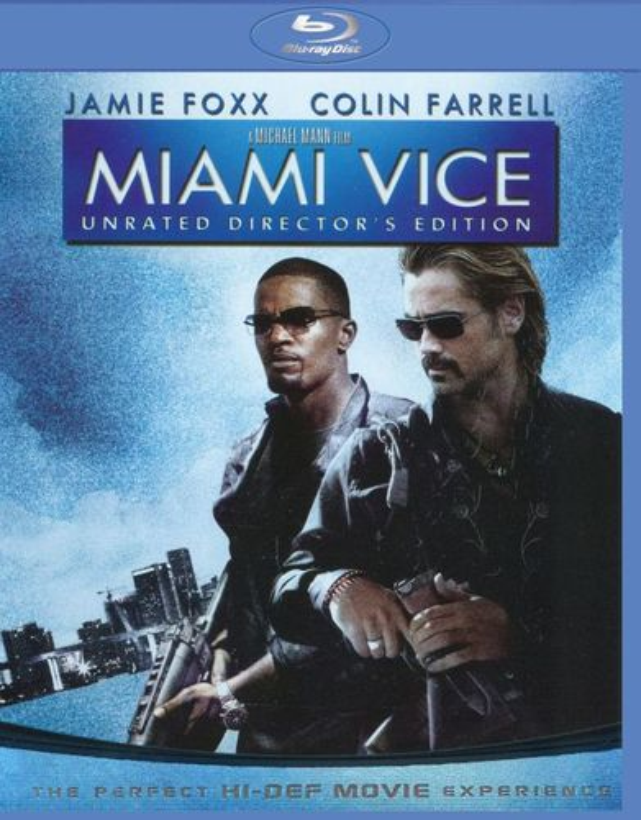 Miami Vice [Blu-ray] [2006] 8936994