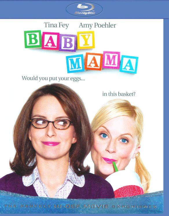 Baby Mama [Blu-ray] [2008] 8937065